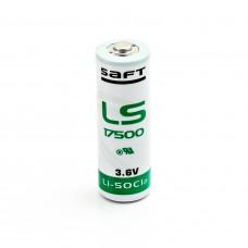 Battery SAFT 3.6V / 3600mAh (LS17500)