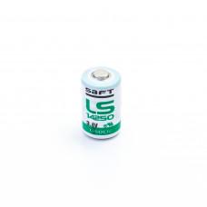 Saft battery LS14250 3.6V / 1200mAh / 1/2AA