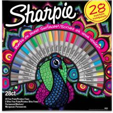 SHARPIE Komplekt Peacock Fine 28 tk. (2058158)