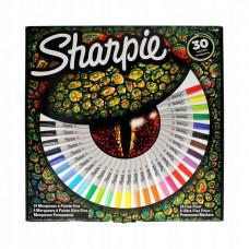 SHARPIE Komplekt Fine 30 tk. (2061127)