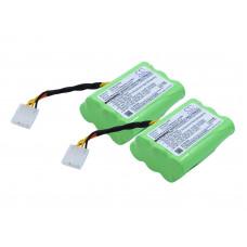 2 x Bateria zamienna Neato XV-11, 945-0005, 945-0006 7,2V 3500mAh do All Floor, Neato XV-12/XV-14/XV-15/XV-21