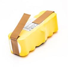 Bateria zamienna IROBOT 11702, 80501 14,4V 4500mAh do Roomba 600/610/611/620/625/627/630/650/653/654/660/670