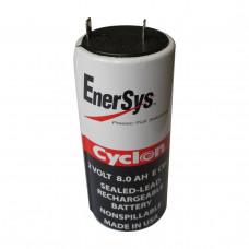 Akumulator Enersys Hawker 0850-0004 Cyclon Cell E 2V 8Ah bezobsługowy