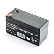 Akumulator MP1.2-12 do monitora EKG ARGUS VCM
