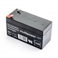 Akumulator MP1.2-12 do elektrokardiografu ASPEL AsCard Mr. Silver / AsCard A4
