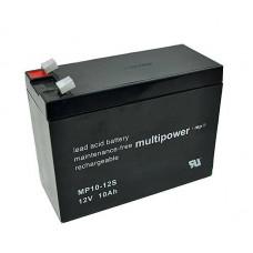Akumulator Multipower MP10-12S 12V 10Ah AGM bezobsługowy