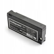 Akumulator Multipower MP1250 12V 2.0Ah zastępuje LC-SD122PU, VW-VBF2E, EPP-130C, PV-50BP, VSB0016