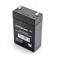 Akumulator Multipower MP2.8-6P 6V 2,8Ah AGM bezobsłogowy