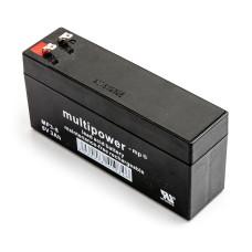Akumulator Multipower MP3-8 8V 3Ah AGM bezobsłogowy