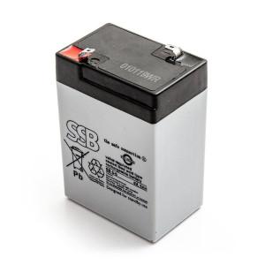 Bateria do kasy fiskalnej SB 6V5,0Ah