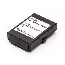 Bateria zamienna do Danfoss /Ikusi BT06K, 2303692, FUA49 4,8V 1000mAh TM70, TM70/1, T70/2, T71, T72, RAD-TS, RAD-TF