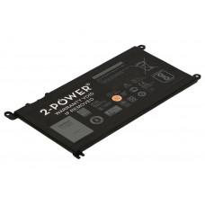 Bateria Dell Inspiron 13 5378 2-In-1 3CRH3 11.4V 3500mAh 2-Power