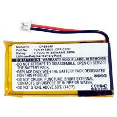 Bateria do słuchawek Plantronics CS50, CS55,CS60, CS351N, HL10, 64399-01, 65358-01