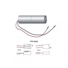 Bateria do systemów oświetlenia awaryjnego 2.4V 2.5Ah LAS-24-25-H