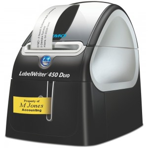 DYMO LabelWriter 450 Duo Elektrooniline markeerija (S0838930)