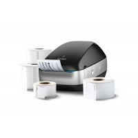 DYMO LabelWriter Wireless Etiketiprinter + 3 tk. labels (2076101)