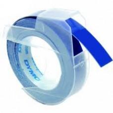 DYMO 3D Lint Mehhaanilisele Etiketiprinterile 9mm x 3m / sinine (S0898140)