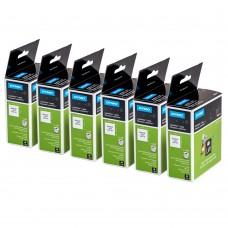 DYMO Etiketid 25 x 25mm / Komplekt (S0929120) - 6 tk.
