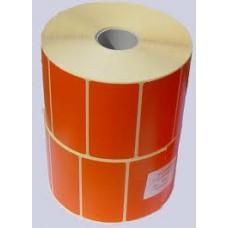 DYMO Etiketid Apteegile 25 x 54mm / Oranžid (11352 / S0722520)